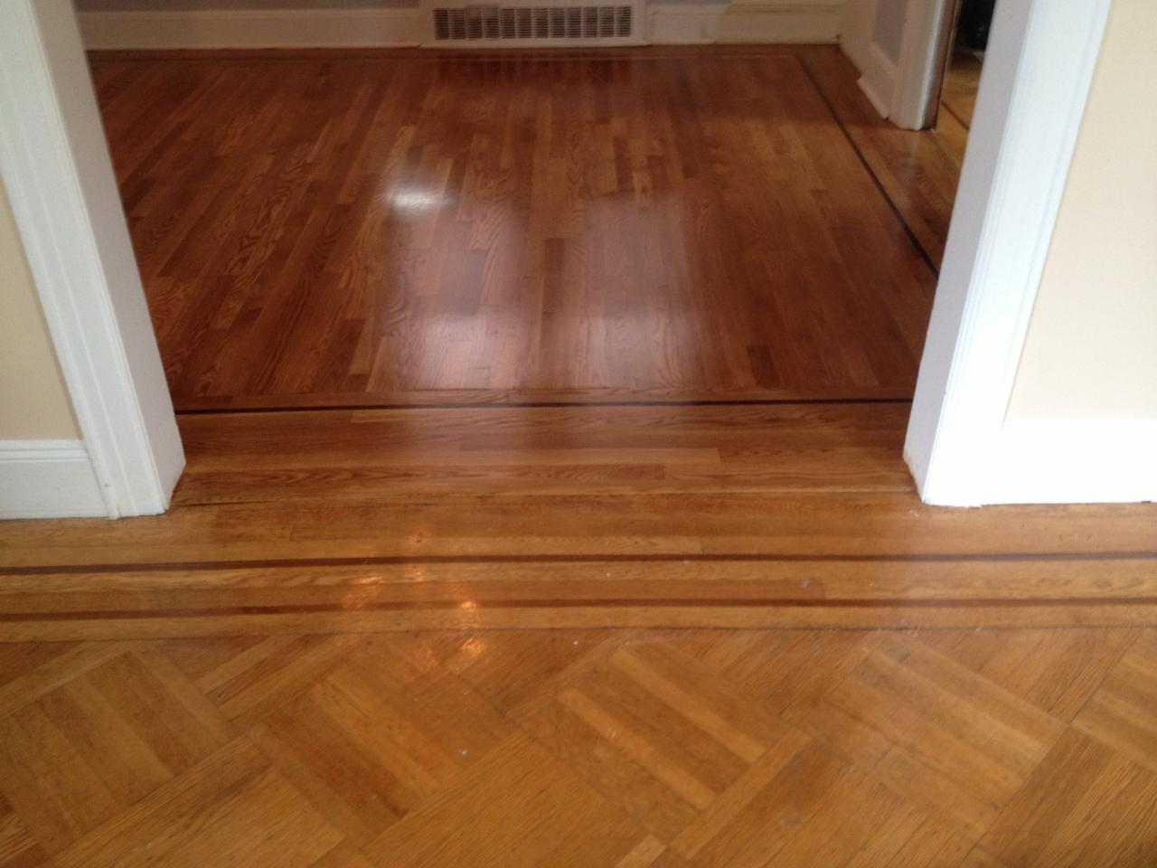 Floor refinishing long island callahan brothers floors inc for Sanding hardwood floors